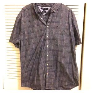 Tommy Hilfiger Short-sleeve Button Down